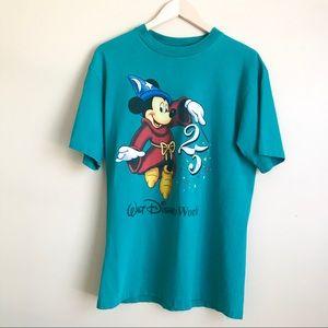Vintage 1996 Walt Disney World T Shirt